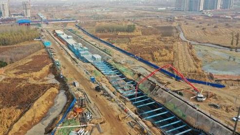 年底前河北省城市地下市政基础设施建设完善工作全面启动