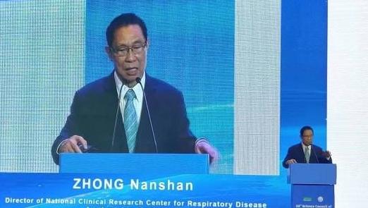 钟南山:全球通过接种疫苗实现群体免疫需2到3年