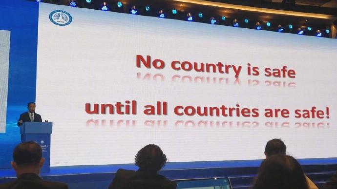 钟南山提醒需特别关注印度输入中国新冠病例
