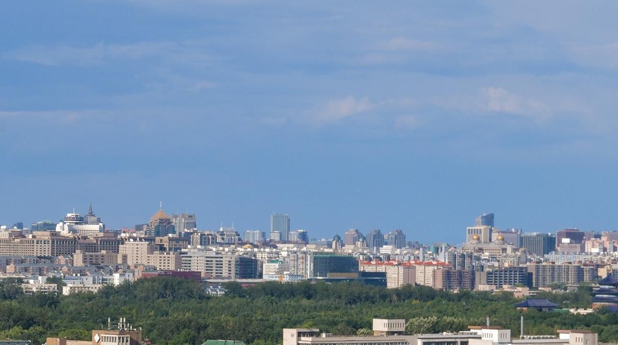5月下半月,京津冀空气质量以良为主,可能出现臭氧中度污染