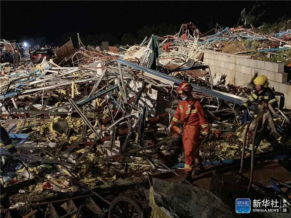 武汉龙卷风定为EF2级,已致8人遇难280人受伤
