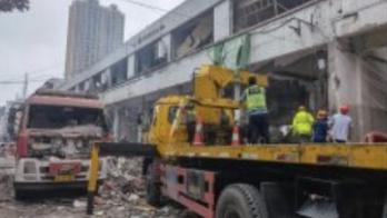 湖北十堰燃气爆炸事故刑拘8名犯罪嫌疑人