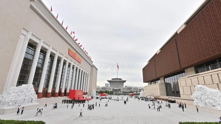 揭秘!中国共产党历史展览馆五组艺术雕塑的细节和寓意!