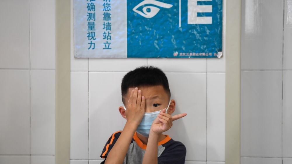 儿童眼健康新规来了!0至6岁儿童可享13次眼保健和视力检查服务