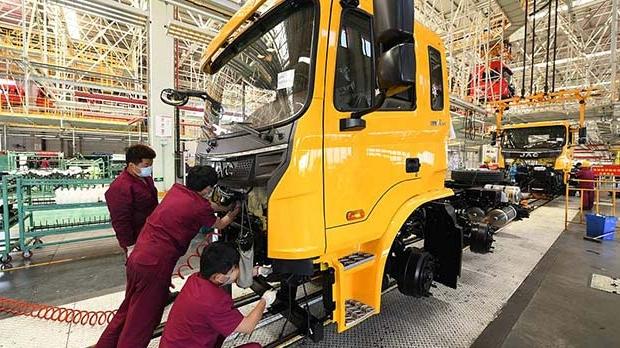 7月1日起重型柴油车执行国六排放标准
