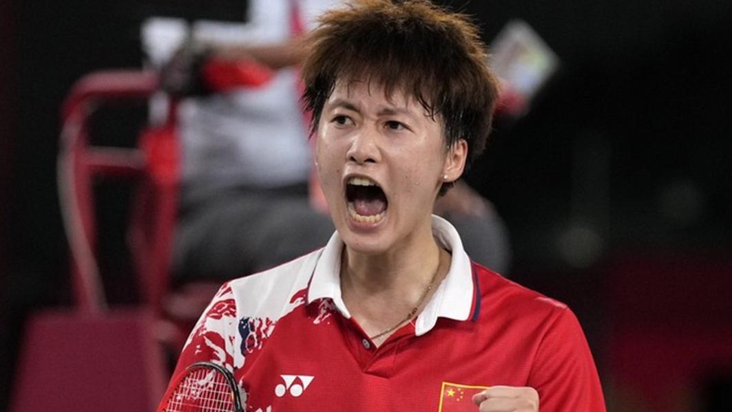 第24金!陈雨菲获得东京奥运会羽毛球女子单打金牌