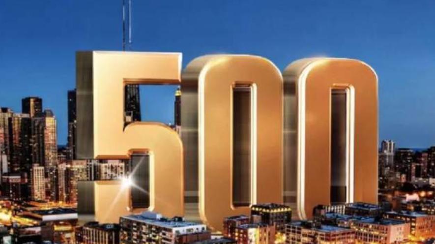 世界500强最新出炉!中国这些企业上榜
