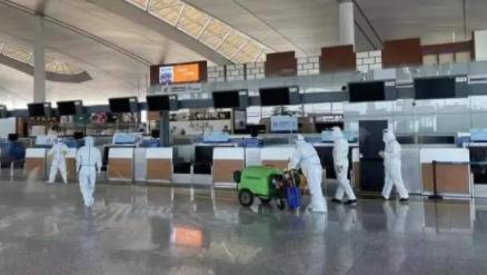江苏全面暂停所有进出南京、扬州的国内航班及出租汽车(含网约车)业务
