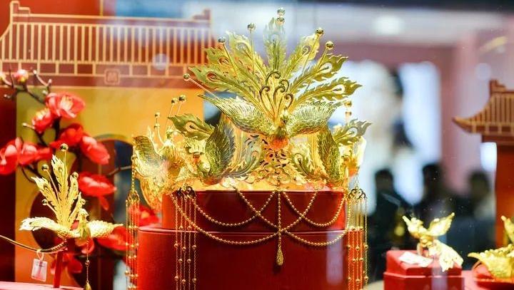 持续复苏!上半年国内黄金首饰消费量超348吨