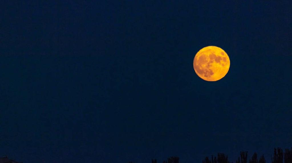 """今年中秋""""十五的月亮十五圆"""",何时赏月最佳?"""