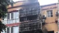 北京通州区一小区发生火灾,造成5人死亡