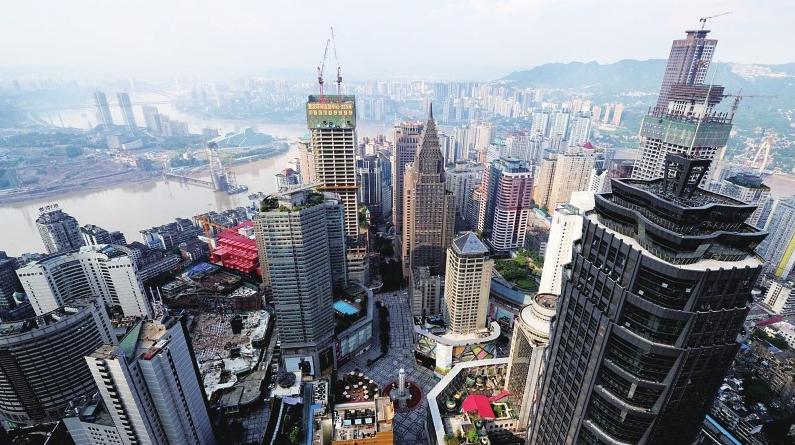 36.09%→63.89%!中国城镇化率20年间保持高速增长