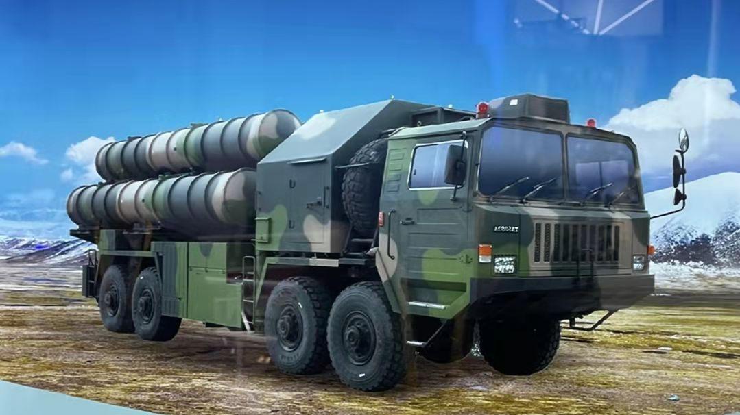 """中国航展明天开幕,解密""""最强防御""""红旗-9BE导弹"""