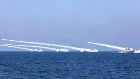 禁止驶入!黄海中部、渤海部分海域先后进行实弹射击