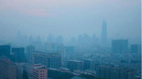 华北黄淮等地25日有霾天气 明起大气扩散条件转好